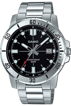 Casio Enticer Men Black Dial Analog Watch MTP-VD01D-1EVUDF - A1362
