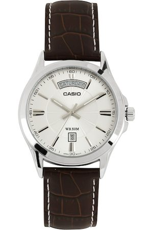 Casio Enticer Men White Analogue watch A845 MTP-1381L-7AVDF