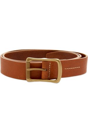 NIGEL CABOURN Men Belts - 35MM Military Roller Buckle Belt