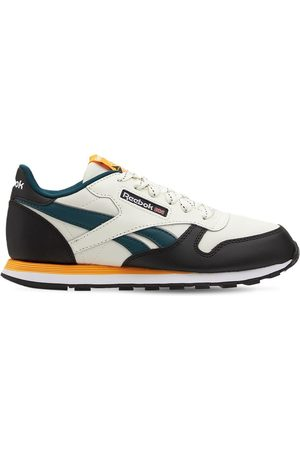 REEBOK CLASSICS Boys Sneakers - Cl Lthr Lace-up Sneakers