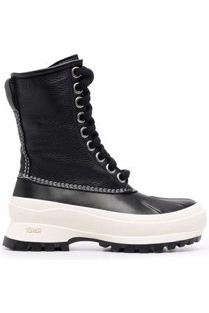 Jil Sander Ankle lace-up boots