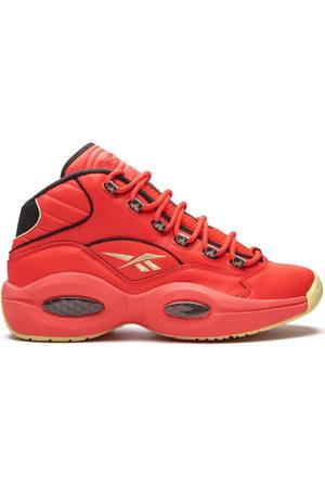 "Reebok Question Mid ""Hot Ones"" sneakers"