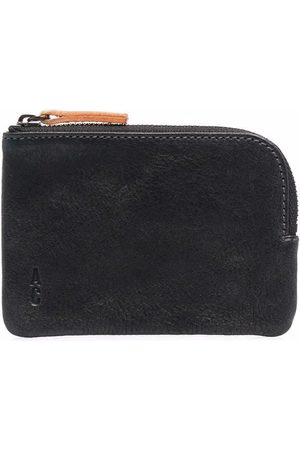 Ally Capellino Zipped leather wallet