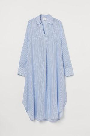 H&M Lyocell-blend shirt dress