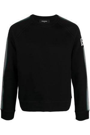 Dsquared2 Logo Reflective Stripe Sweatshirt