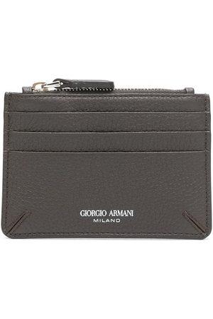 Armani Men Wallets - Y2R547YQA9E 80281 Furs & Skins->Buffalo Leather