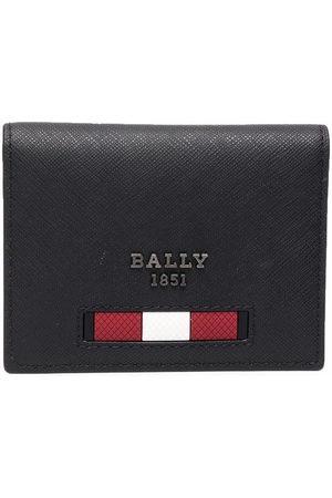 Bally Balder bi-fold leather wallet