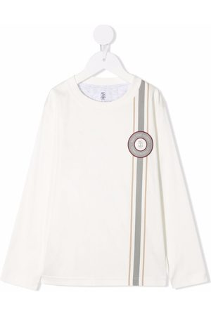 Brunello Cucinelli Connect To Reality T-shirt