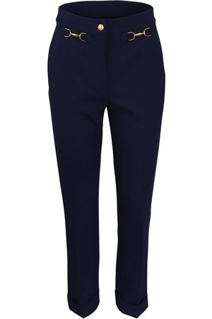 Moschino Women Stretch Trousers - Boutique Stretch Twill Trousers