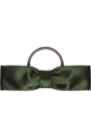 Le Monde Beryl Green Hair Tie