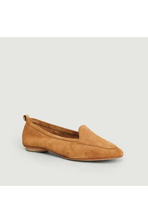 Bagllerina Women Loafers - Moka Voyage foldable loafers Tobacco