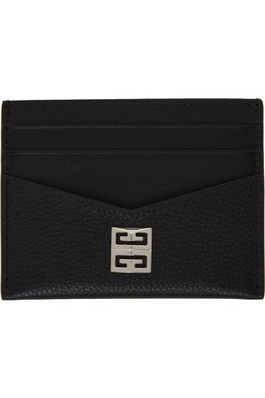 Men Wallets - Givenchy Grained Card Holder