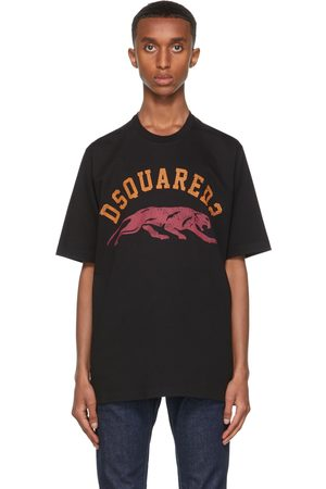Dsquared2 Tiger Slouch T-Shirt