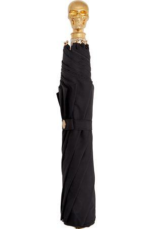 Men Rainwear - Alexander McQueen & Gold Skull Folded Umbrella