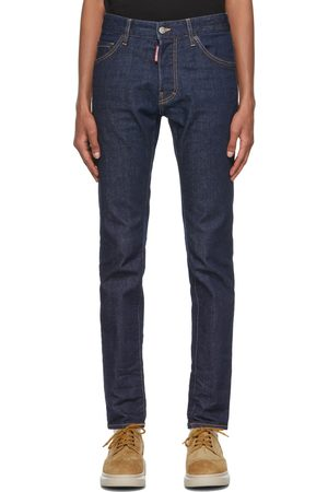 Dsquared2 Navy Cool Guy Jeans