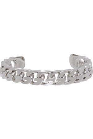 Men Bangles - Givenchy G Chain Open Bangle Bracelet