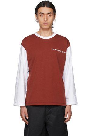 Youths in Balaclava & Logo Long Sleeve T-Shirt