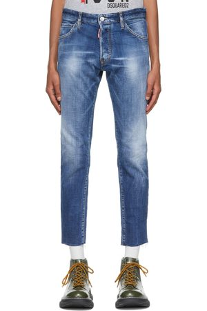 Men Jeans - Dsquared2 Cool Guy Cropped Jeans