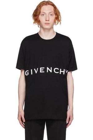 Men Short Sleeve - Givenchy Oversized 4G T-Shirt