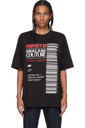 Versace Jeans Couture Barcode T-Shirt