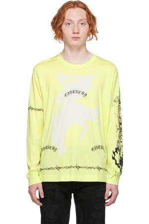 Men Long Sleeve - Givenchy Graphic Long Sleeve T-Shirt