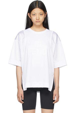 Women Short Sleeve - Fendi Mesh T-Shirt