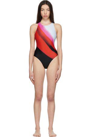 Dries Van Noten Multicolor Greta One-Piece Swimsuit