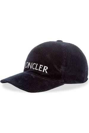 Moncler Men Caps - Cord Logo Baseball Cap