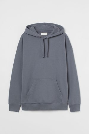 H&M Cotton hoodie - Grey