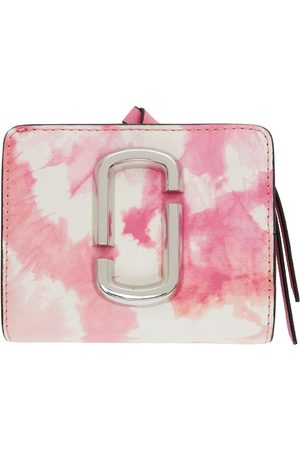 Marc Jacobs & White Mini 'The Snapshot' Compact Wallet