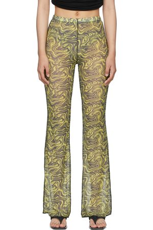 OMIGHTY SSENSE Exclusive Mesh Lava Trousers