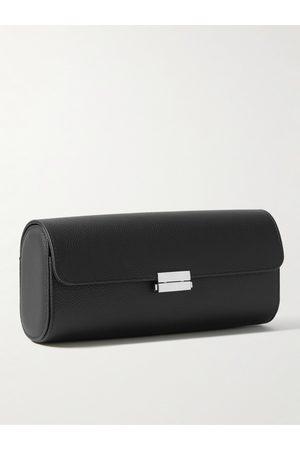 Scatola del Tempo Full-Grain Leather Watch Roll