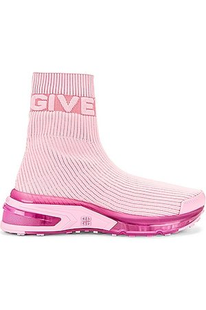 Givenchy GIV 1 Sock Sneakers in Baby