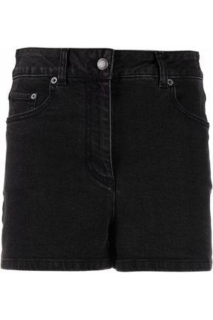 Moschino Slim-cut denim shorts