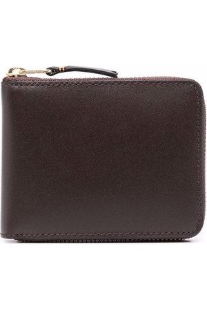 Comme des Garçons Grained leather wallet