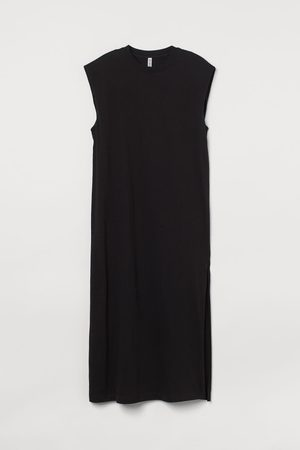 H&M Sleeveless cotton dress