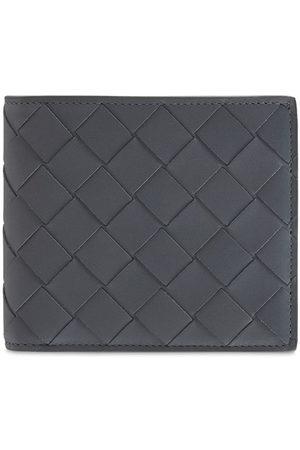 Bottega Veneta Men Wallets - Intrecciato Leather Billfold Wallet