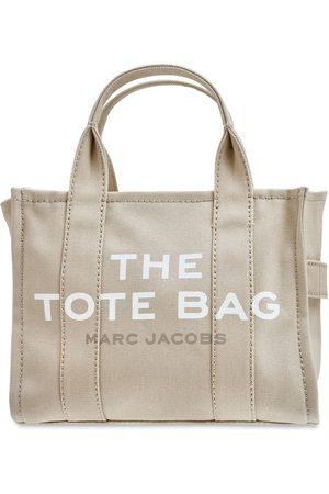 MARC JACOBS (THE) Women Handbags - Mini Traveler Cotton Canvas Tote Bag