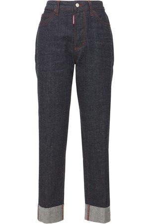 Dsquared2 Sailor Stretch Cotton Jeans