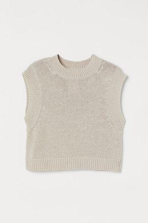 H & M Boxy sweater vest