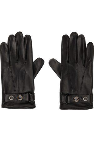 Alexander McQueen & Leather New Biker Gloves