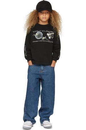 Molo Kids Organic Cotton Rin Long Sleeve T-Shirt