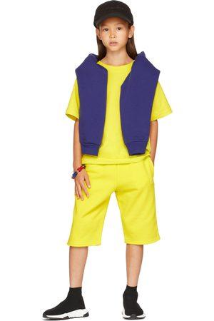 Balenciaga Kids Kids Embroidery Sweat Shorts