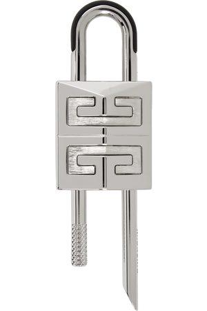 Givenchy Small 4G Padlock Keychain