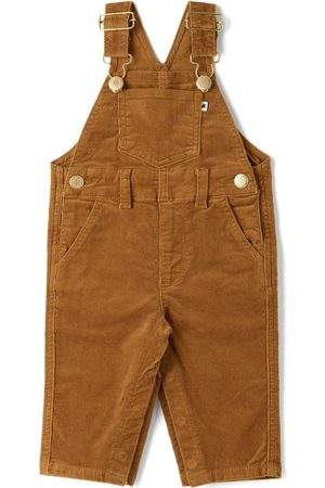 Molo Baby Brown Spark Overalls