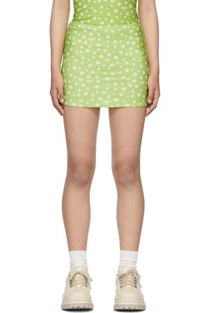 OMIGHTY SSENSE Exclusive Daisy Miniskirt