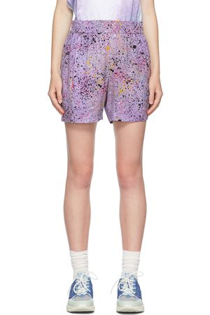 MCQ Hyper Speckle Shorts