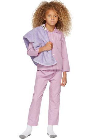 Tekla Kids SSENSE Exclusive Kids Sleepwear Set