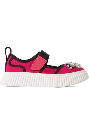 Marni Kids Jewel Sneakers