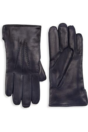 Saks Fifth Avenue Men Gloves - COLLECTION Nappa Leather & Cashmere Gloves